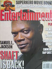 Entertainment Weekly #545, June 16, 2000 issue