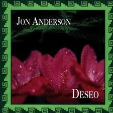 Jon Anderson Deseo CD NEW SEALED 2013 Yes