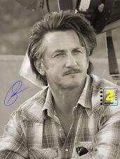 """Sean Penn 8""""x 10"""" Signed Sepia PHOTO REPRINT"""