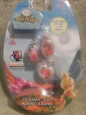 DISNEY CLICKABLE FAIRY CHARMS ROSETTA