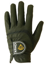 Brand New Onyx Golf Glove..All Weather..Men's Left Hand Medium...Black