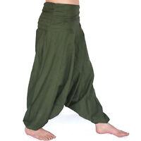 Indian ** Harem Gypsy Hippie Ali Baba Baggy Pants Women Trousers Boho Yoga **