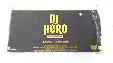 DJ Hero 1 Renegade Edition (platine collector) Microsoft Xbox 360 PAL FR