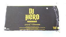 DJ Hero 1 Renegade Edition (platine collector) Microsoft Xbox 360 PAL FR