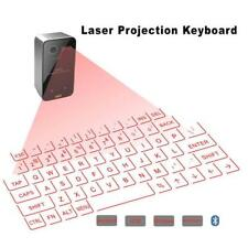 Portable Projection laser Bluetooth Virtual Keyboard for Smartphone Tablet PC GL