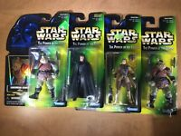 "Star Wars - Power of the Force - ""Boushh Leia, 2x Gammorean Guard, Luke"" Lot C"