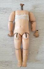 Corps ancien de poupée ancienne Jumeau