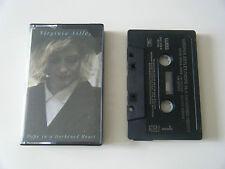 VIRGINIA ASTLEY HOPE IN A DARKENED HEART CASSETTE TAPE ALBUM WARNER WEA 1986