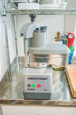 Robot Coupe R401r402 Vegetable Prep Assembly With Discs
