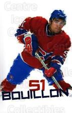 2003-04 Montreal Canadiens Postcards #3 Francis Bouillon