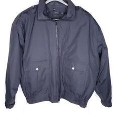 268b6138142 Flying Cross by Fechheimer Mens Duty Jacket with Liner Black Size 2XL