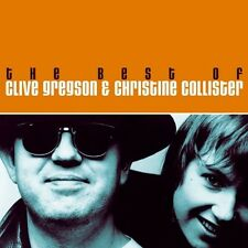 CLIVE & COLLISTER,CHRISTINE GREGSON - THE BEST OF  CD NEU