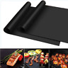 5Pcs BBQ Grill Mat Non-Stick Cooking Reusable Sheet Barbecue Baking Grill Mesh