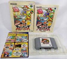 Super Smash Bros Nintendo 64 N64 Japan Version w Box/Manual CIB TESTED Complete