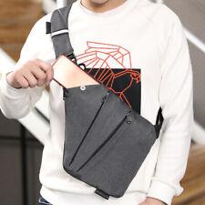 Waterproof Personal Shoulder Pocket Bag Business Personal for Men Women