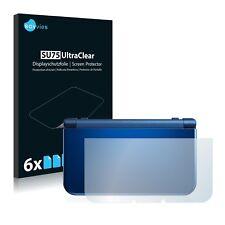 6x Film Protection écran pour Nintendo New 3DS XL (Boîtier) Protecteur