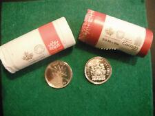 Canada 150 50cent coins ,2 coins