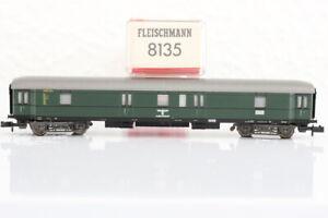 N FLEISCHMANN 8135 Gepäckwagen DRG Personenwagen coach OVP..J55