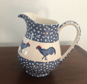 Burleigh Chanticleer Alice Cotterell Rooster Pitcher