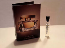 THE ONE by DOLCE GABBANA*****EAU DE PARFUM Sample vial with card NEW