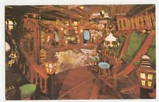 Rita Jones Locker Bar The Highwayman Inn Sourton Okehampton Old Postcard 378a