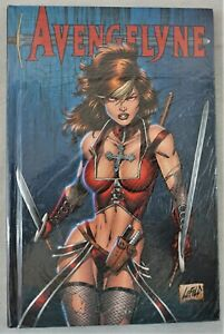 (Hardcover) AVENGELYNE by Rob Liefeld and Mark Poulton (2012) BRAND NEW SEALED