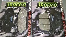 kit pastiglie organiche anteriori + posteriori Honda NX 650 Dominator 1988-1996