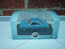 OXFORD DIECAST 1/43 SCALE VAUXHALL FIRENZA BLUE