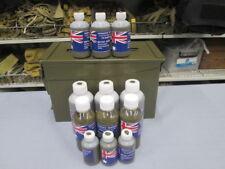 WW1 WW2 British Australian gloss Olive drab paint 150ml