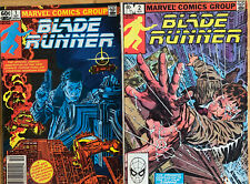 Marvel Blade Runner #1, #2: 1982