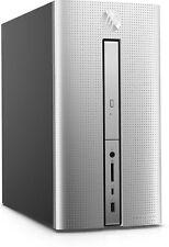 HP 570-p026na Desktop PC AMD Quad Core A12-9800 16GB RAM 3TB HDD R7 Graphics
