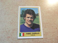 original PANINI STICKERS EURO FOOTBALL 76 1976 Fabio CAPELLO (Nr 148)