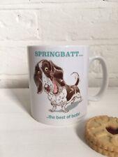 Springbatt Mug Cartoon. Christmas / Gift Idea/ Stocking Filler/ Dog Lovers Gift