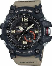 Casio GG-1000-1A5 DR G-Shock Mudmaster Twin Sensor Ana-Digital Men's Watch