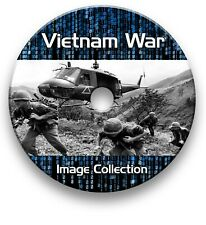 2500+ VIETNAM WAR - CONFLICT IMAGE COLLECTION ON CD