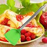 Silicone Non Stick Stainless Silicone Wok Turner Spatula Kitchen Utensils WA