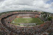 Orange Bowl Stadium Miami Hurricanes Daytime Mounted Canvas - original file