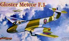 Dragon/Cyber-hobby 1:72 Gloster Meteor F.1 kit modelo de los aviones