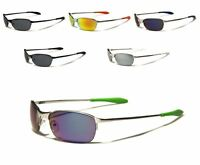 New X Loop Designer Sport Half Metal Frame Sunglasses For Men & Women.