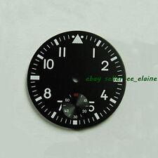Parnis 38.9mm Luminous Dial fit Unitas ETA 6498 Movement Big Wrist Mens Watches