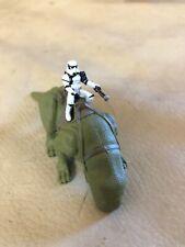 Galoob/Hasbro Star Wars Micro Machines DEWBACK with STORMTROOPER sandtrooper
