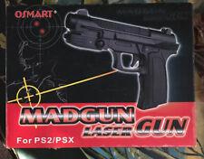 PlayStation 2 Osmart CY-G330 Madgun Laser Gun For PS2/PSX