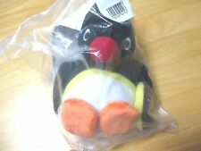 Pingu Rare prize Mister Donut JAPAN Promotional Plush doll Pinga's brother