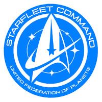 Starfleet Command Star Trek Vinyl Decal Window Sticker Cosplay Set Design Car