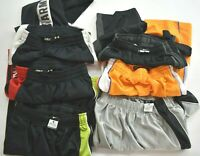 6 Nike & Under Armour Youth Boys Small Long & Short Athletic Wear Pants & Shorts