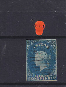 Ceylon QV SG 2 Cat £45.00 Used