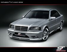 MERCEDES BENZ C CLASS W202 (1993-2001) AMG STYLE FRONT BUMPER