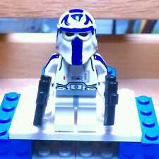 Lego Star Wars Custom Commander Rex Clone Wars Snowtrooper