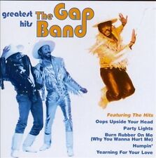 The Gap Band :Greatest Hits (CD, Aug-1995, Universal/Spectrum) New