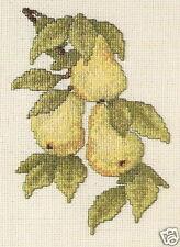 Pear Harvest Cross Stitch Chart/Pattern